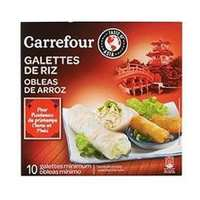 Carrefour Rice Chinese Galette 100 Gram