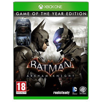 Microsoft Xbox One Batman Arkham Knight: Game Of The Year(GOTY)Steel Book Edition