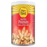 Best Salted Peanuts Can 550g