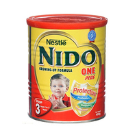 Nestlé Nido FortiProtect One Plus (1-3 Years Old) Growing Up Milk Tin 400g