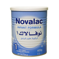 Novalac Infant Formula Milk Stage 1 400g