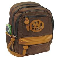 Wires Sports 3Comp Backpack 18""