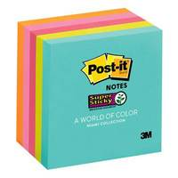 "Post It 3X3""Mia 5Pad 24Pcs"