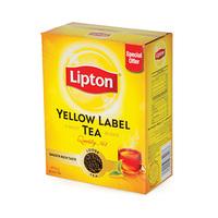 Lipton Yellow Label Tea 400GR + 120GR Free