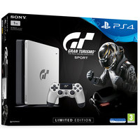 Sony PS4 1TB GT Sport Limited Edition Console+Playstation Plus 3 Months Subscription