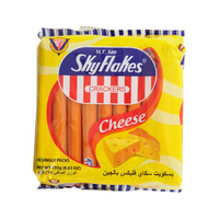 M.Y.San Skyflakes Crackers Cheese Single Packs 250g