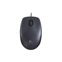Logitech Mouse M90 Grey 910-001793