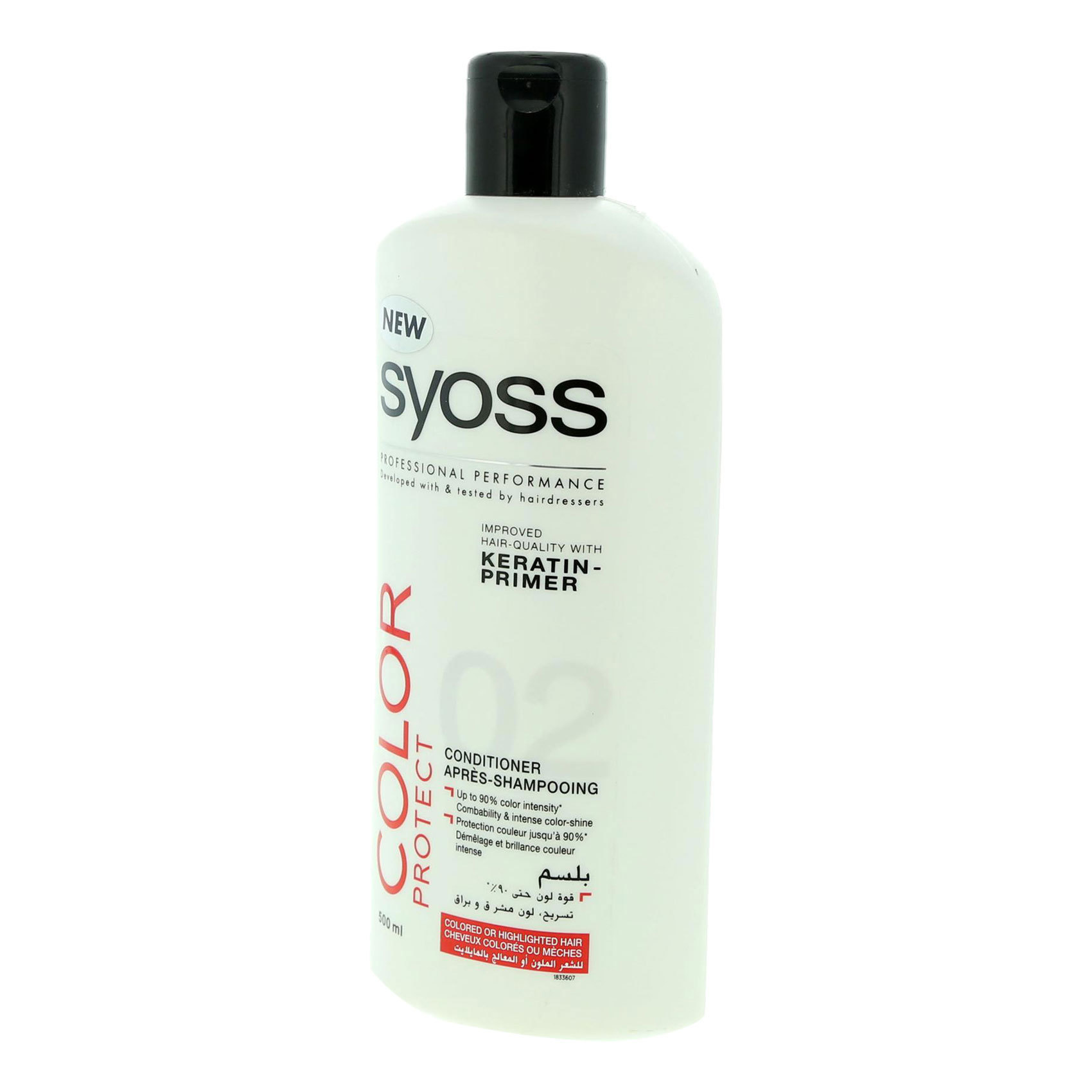 SYOSS CONDITIONER COLOR PROT 500ML