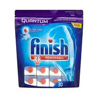 Finish Dishwasher Detergent Regular Tabs 30 Sheet -25% Off