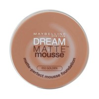 Maybelline New York - Dream Matte Mousse Foundation 32 Golden