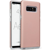 Cellairis Case Note8 Meter Aero Rose Gold