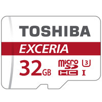 Toshiba Micro SD 32GB M302 90MB/S Red