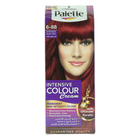 Schwarzkopf Palette 6-88 Intensive Ruby Red Colour Cream
