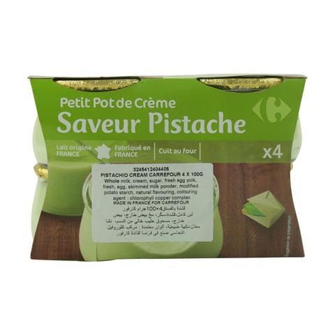 Carrefour-Pistachio-Cream-100g-x-4