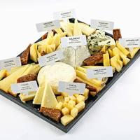 Connoisseur Cheese Platter