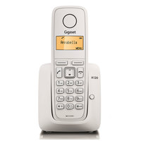 GIGASET A120 DECT PHONE WHITE