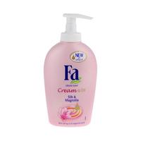 Fa Liquid Soap Cream & Oil Silk & Magnolia 250ML 30% Off