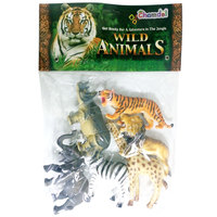 Chamdol Wild Animals 6Pcs