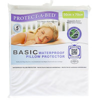Protect-A-Bed Waterproof Pillow Protector 50X90