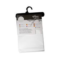 Bathlux Shower Curtain 180X180 Cm White