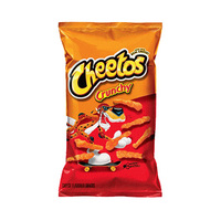 Cheetos Crunchy 205GR