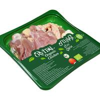 Orvital Organic Whole Chicken 1.15kg