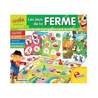 Lisciani Games Of The Farm FR57757