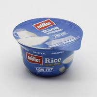 Muller rice original yoghurt low fat 180 g