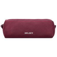 Delsey School 2018 Pencil Case Raspberry