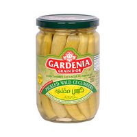 Gardenia Grain D'Or Pickled Wild Cucumbers 600GR