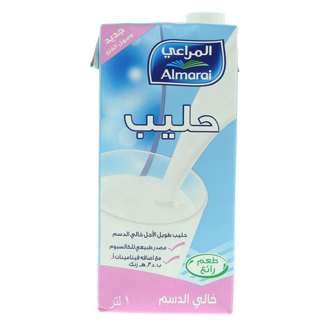 Almarai-Fat-Free-Milk-1L