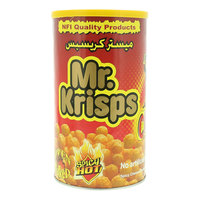 Mr. Krisps Spicy Cheese Coated Corn Balls 80 g
