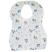 Mickey 8 Pack Disposable Bibs