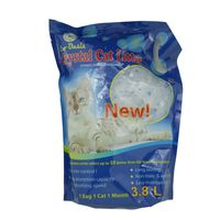 Cro Oasis Crystal Cat Litter 3.8L