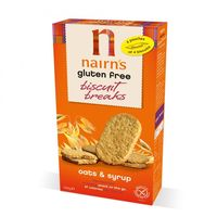 Nairn's Gluten Free Oats & Syrup 160g