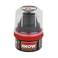 Show Dark Shoe Shine Cream Dark Brown 60ML