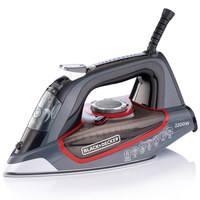 Black+Decker Steam Iron X2050-B5