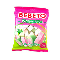 Bebeto Marshmallow Watermelon 60GR