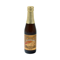 Lindemans La Pesheresse Beer 2.5%V Alcohol 25CL