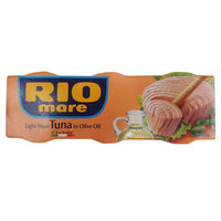 Riomare Light Meat Tuna In Olive Oil 3 x 80 g