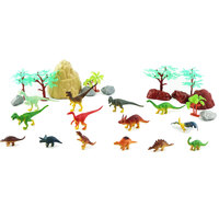 Power Joy Promojar Dino Animals Set