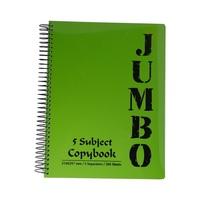 Mintra Jumbo Notebook 5 Subject A4 200 Sheet 202