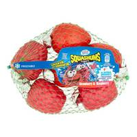 Nestle Munch Bunch Squashums Strawberry & Raspberry 60gx6