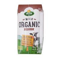 Arla Organic Chocolate Milk 200 ml