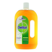 Dettol Anti Bacterial Antiseptic Disinfectant 750ml