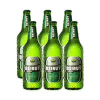 Beirut Beer 4.6%V Alcohol 500ML X6