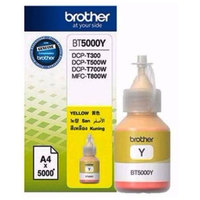 Brother Ink Bottle BT5000 Yellow