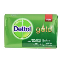 Dettol Gold Daily Clean Anti Bacterial Soap Bar 120 g