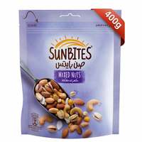 Sunbites Mixed Nuts 400g