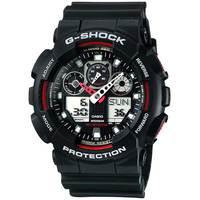 Casio G-Shock Men's Analog/Digital Watch GA-100-1A4